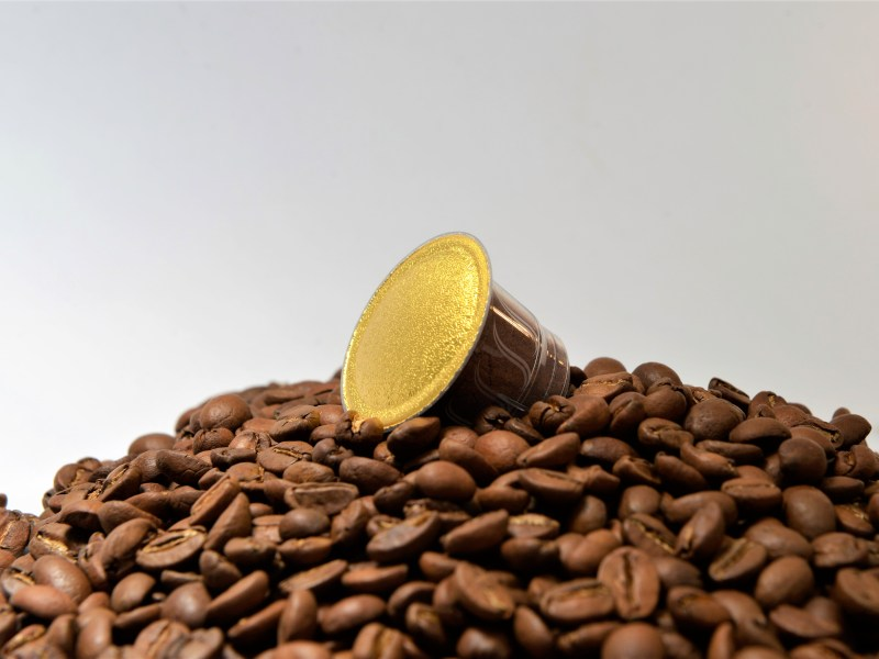ERNANI CAPSULES, COMPATIBLE NESPRESSO: ONLY WITH QUALITY COFFEE